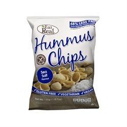 Eat Real  Eat Real Hummus Chips Sea Salt 135g
