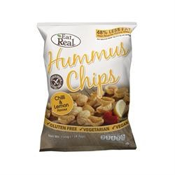 Eat Real  Eat Real Humus Chip Lem/Chilli 135g