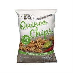 Eat Real  Eat Real Quinoa Chili Lime 80g