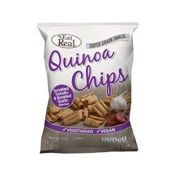 Eat Real  Eat Real Quinoa Tom Garlc Chip 80g