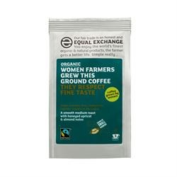 Equal Exchange Org F/T Women Grown Grd Coffee 227g