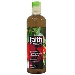 Faith in Nature Pomegranate Rooibos Shampoo 400ml