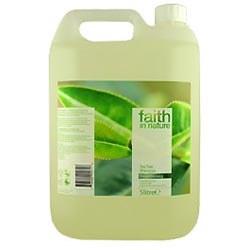 Faith in Nature Tea Tree Shampoo 5l