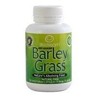 Lifestream Organic Barley Grass 500mg 120 capsule