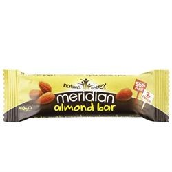 Meridian Almond Bar 40g