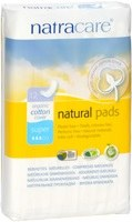 Natracare Maxi Pads Super 12pads