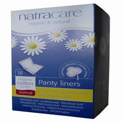 Natracare Panty Liner Normal Wrapped NULL