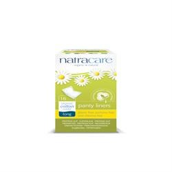 Natracare Panty Liners Long Wrapped NULL
