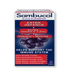 Sambucol Sambucol Extra Defence 120ml