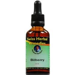 Swiss Herbal Remedies Ltd  Bilberry 50ml