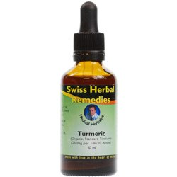 Swiss Herbal Remedies Ltd  Turmeric 50ml