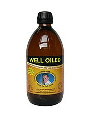 Swiss Herbal Remedies Ltd  Well Oiled Omega Oil Blend 500ml