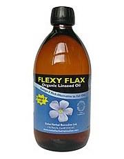 Swiss Herbal Remedies Ltd  Flexy Flax Seed Oil 500ml