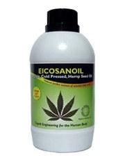 Swiss Herbal Eicosanoil Hemp Seed Oil 500ml