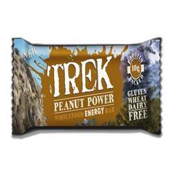 Trek Trek Peanut Power Bar 55g