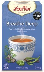 Yogi Tea Breathe Deep 17bag