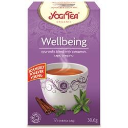 Yogi Tea Wellbeing 17bag