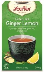 Yogi Tea Green Tea Ginger Lemon Tea 17bag