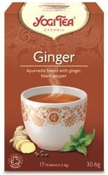 Yogi Tea Ginger Organic 17bag