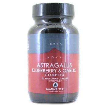 TERRANOVA Astragalus, Elderberry  Garlic 50