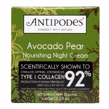 ANTI PODES Avacod Nourishing Night Cream  60ml