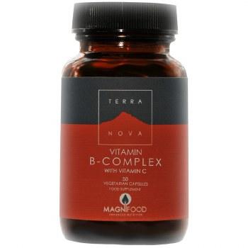 TERRANOVA B-Complex w/Vitamin C 50