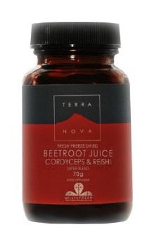 TERRANOVA Beetroot, Cordyceps&Reishi Sup 70
