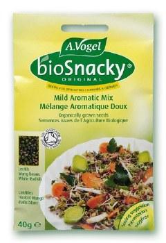 Bioforce Uk Ltd Biosnacky Mild Aromatic Mix 40g