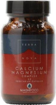 TERRANOVA Calcium Magnesium 2:1 Complex 50