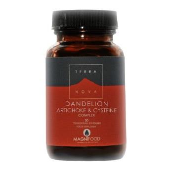 TERRANOVA Dandelion, Artichoke & Cystein 50