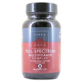 TERRANOVA Full-Spectrum Multivitamin Com 50