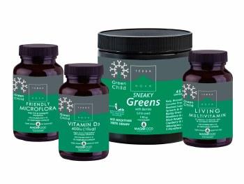 TERRANOVA Green Child Microflora  50