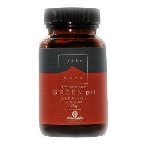 TERRANOVA Green PH Alkaline Super Blend 40