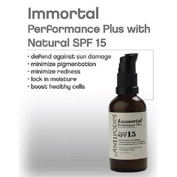 ANTI PODES Immortal Performance Plus  50ml
