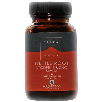 TERRANOVA Nettle Root, Lycopene & Zinc  50