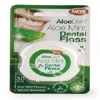 ALOE DENT Aloe Vera Dental Floss 1pack