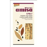 Amisa Org Sesame & Black Cumin Stick 150g