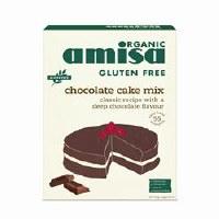 Amisa Chocolate Cake Mix Gluten Free 400g