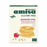 Amisa Pancake Mix Gluten Free 2 x 180g