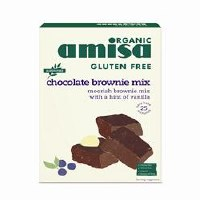 Amisa Brownie Mix Gluten Free 400g