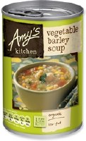 Amys Org Vegetable Barley Soup 400g
