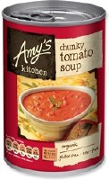 Amys Org Chunky Tomato Soup 400g