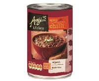 Amys Organic Spicy Chilli 416g