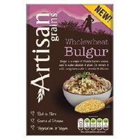 Artisan Grains Wholewheat Bulgur 200g
