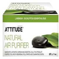 Attitude Air Purifier Eucalyptus Lavend 227g