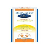 BioCare Children's Omegaberry 150ml