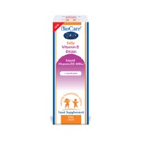 Biocare Baby Vitamin D Drops 300iu 15ml