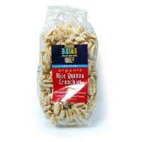 Biofair Org Rice Quinoa Crunchies 120g