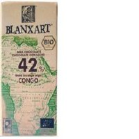 Blanxart 82% Congo DARK chocolate 125g