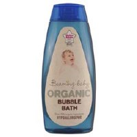 Beaming Baby Org Bubble Bath 250ml
